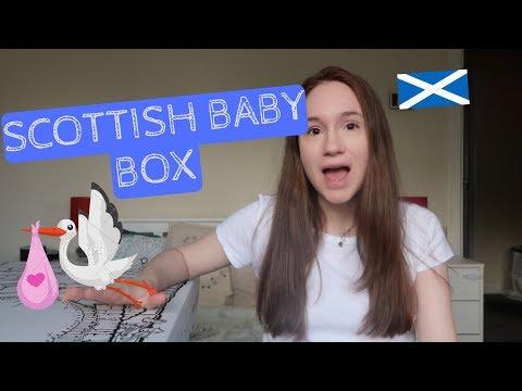 SCOTTISH BABY BOX| What's inside?