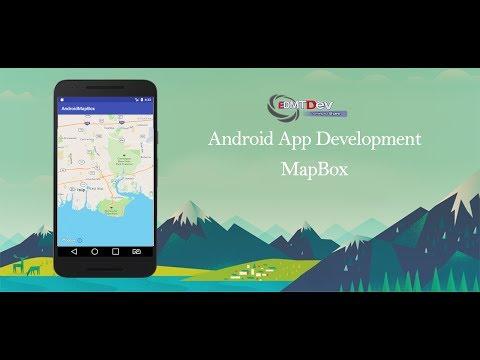 Android Studio Tutorial - MapBox SDK 1.Hello MapBox