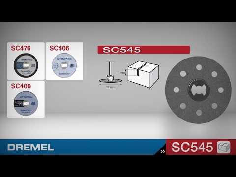 Dremel - EZ SpeedClic: Diamond Cutting Wheel (SC545)