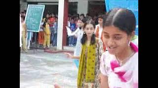 bhangra Dance on Teachers day by 2007 batch