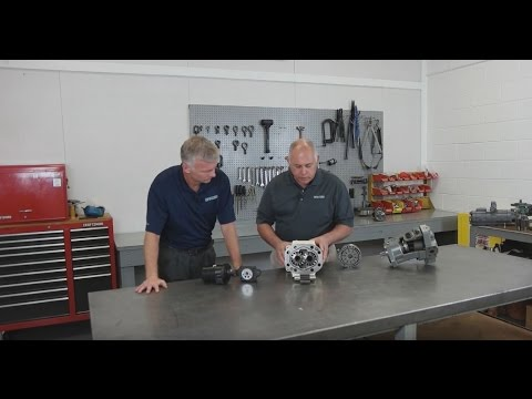 Training Series - Hydraulic Motor Overview
