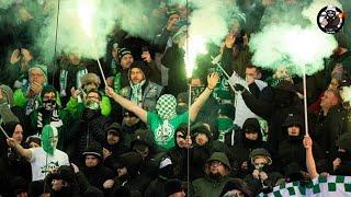 Wolfsburg-Fans in Malmö! / MFF - VfL Wolfsburg 27.02.20
