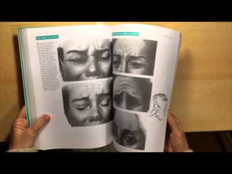 Art Books I Recommend Part 1: Drawing Human Anatomy & Faces