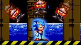 Sonic Mania: ULTRA INSTINCT SONIC - Sonic Sprite Animation - getplaypk