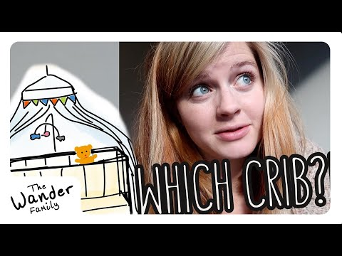 WRONG DECISION?! 😧 BUYING BABY'S FIRST CRIB!!   The Wander Family
