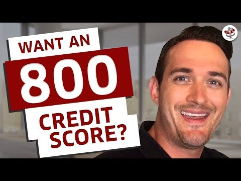 GET AN 800 CREDIT SCORE IN 45 DAYS FOR 2018