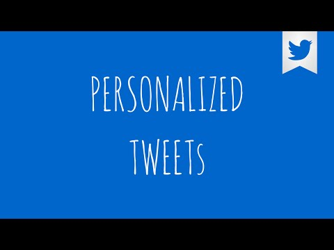Send Personalized Direct Messages on Twitter