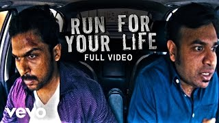 Biriyani - Run For Your Life Video | Karthi, Hansika Motwani | Yuvanshankar Raja
