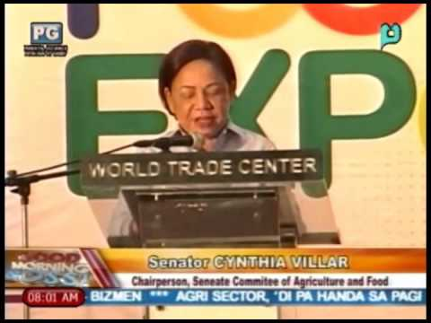 GMB - ASEAN Tv: 12th Philippine Food Expo 2014 [05/23/14]