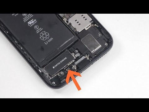 iPhone XR Taptic Engine & Loudspeaker Replacement
