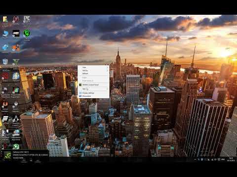 Windows 10 custom resolution FIX (NVIDIA)