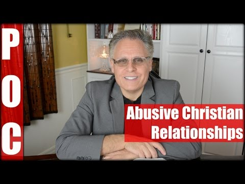 Abusive Christian Relationships