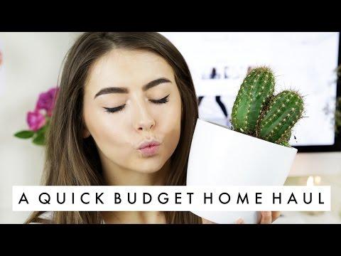 Speedy Budget Home Haul | eBay | Wilko | B&M | Dunhelm Mill | cocochic