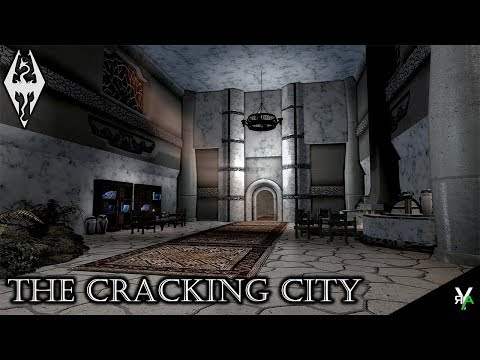 THE CRACKING CITY: Ayleid Player Home!- Xbox Modded Skyrim Mod Showcase