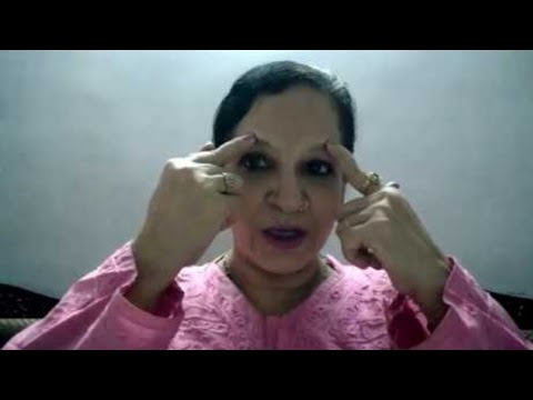 Improve Eye and Vision Problems with Self help Acupressure and Sujok therapy treatment