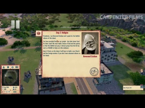 Tropico 4™ gameplay HD