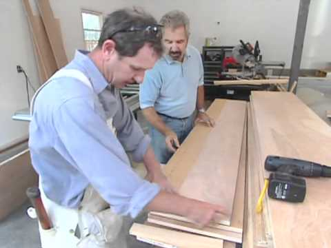 How to Build Walk-In Closet - Modern Colonial Home - Bob Vila eps.2517