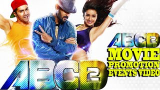 ABCD2 Full HD (2015) - Varun Dhavan - Shraddha Kapoor - Full - Promotion Event Video!