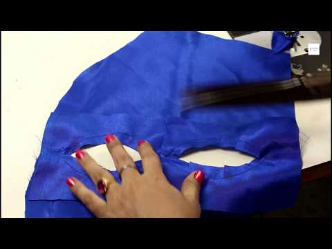 Sleeves design cutting and stitching, baju design, baju cutting and stitching in hindi