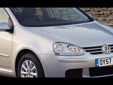 TUTORIAL: 6 steps to change / replace the headlight bulb on VW Golf Mk5