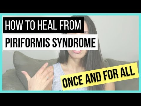 How to heal from piriformis syndrome, and break free from the pain | real story