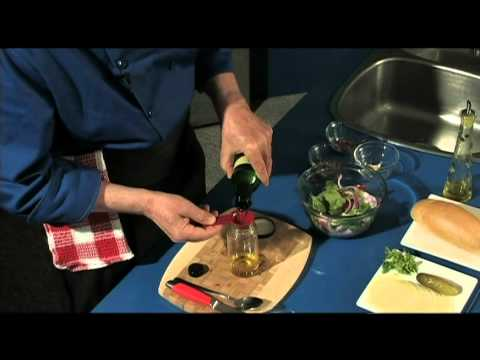 Italian Sub Sandwich from scratch - with from scratch Olive Oil Dressing tasty, easy homemade