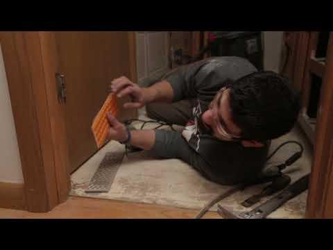 How to Undercut Door Jambs for the Best Flooring Job ever