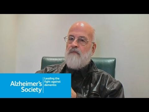 Terry Pratchett - Getting diagnosed with dementia (Part 1/4)