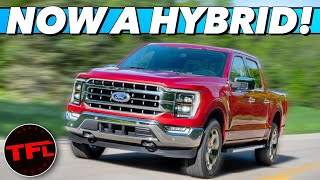 2021 Ford F-150: These Are the Top 10 Coolest New Features!
