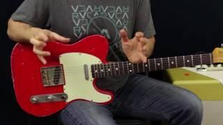 Improvise Solos Using A Pentatonic - Full Guitar Lesson (Plus CHEAT Sheet)