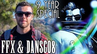 Final Fantasy X & Dansg08 - A Butterfly Effect (9 Year Anniversary Special)