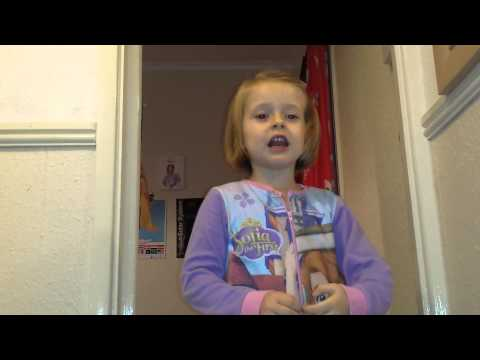 I like the flower song by 4 years old Hanny