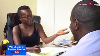 Kansiime after Nina again! Kansiime Anne. African comedy