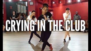 CAMILA CABELLO - Crying In The Club | Kyle Hanagami Choreography