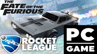 How To Download Rocket League The Fate of the Furious For Free on PC[Working 100%](2017)