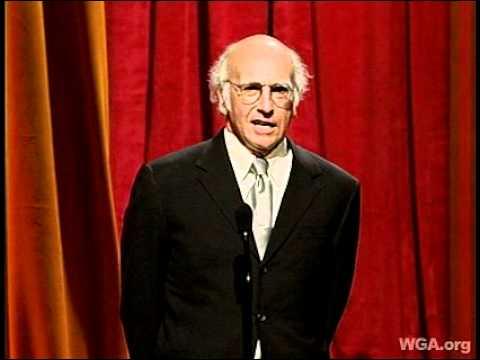 WGA Awards Classic: Larry David's Hilarious Laurel Award Acceptance Speech