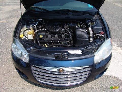 Part 1: Tips On Replacing Chrysler Sebring 2.7 Liter Starter And Motor Mount