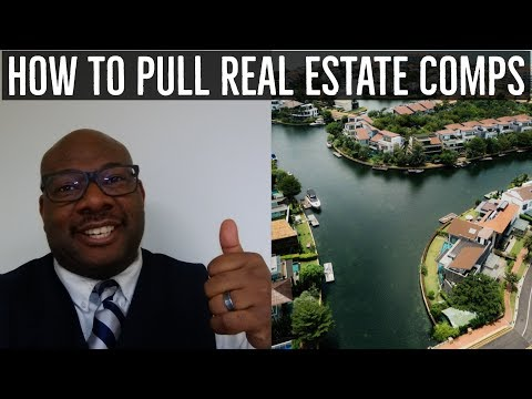 How to Pull Real Estate Comps for Free - [ Comparable Sales ]