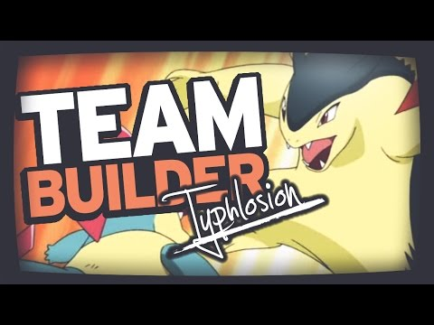 Pokemon Team Building | Heart Gold Soul Silver | Cyndaquil, Quilava & Typhlosion