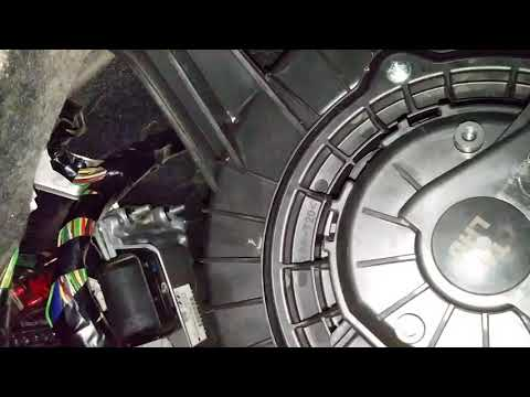How to Clean your ac blower and cabin filter Hyundai Eon