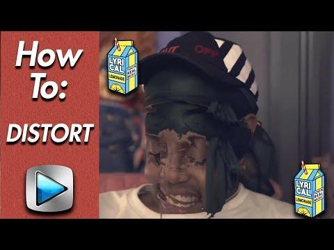 How To: Distort Effect like COLE BENNET/ LYRICAL LEMONADE  Sony Vegas Pro