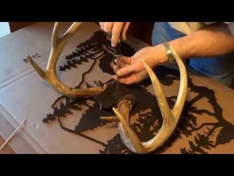 Strutt Your Buck Antler Mount Kit Assembly Instructions