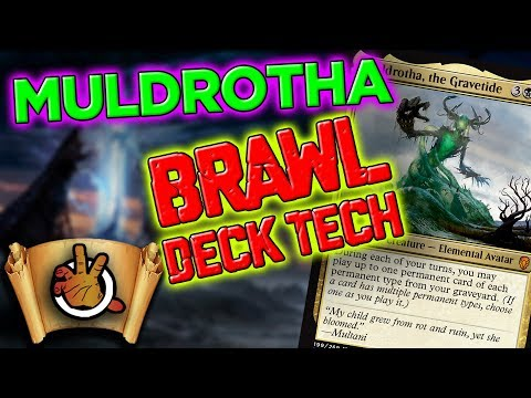 Muldrotha Brawl Deck Tech l The Command Zone #207 l Magic: the Gathering Commander / EDH