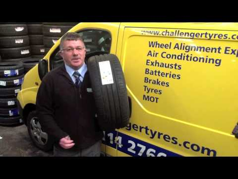 Challenger Tyres - Tyre Tread Depths - Safe and Legal!