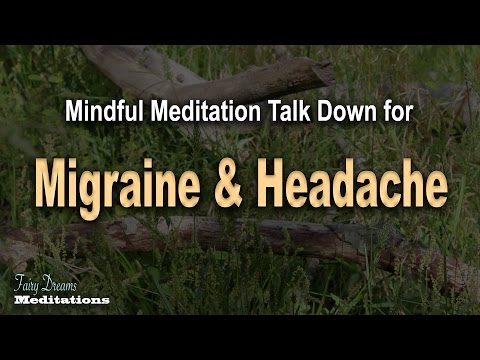 Migraine & Headache Guided Sleep Relaxation
