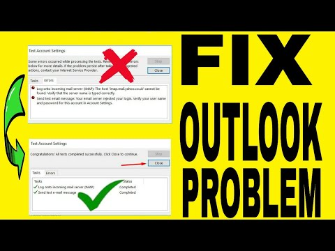 (HINDI) How to configure a gmail account in outlook