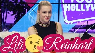RIVERDALE Revelations with Lili Reinhart!