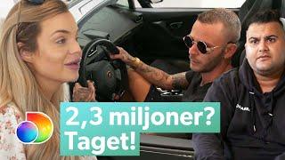 Familjen Lundell | Danjal och Jonna tycker inte det är läge att köpa en Lamborghini