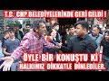 Download  (Öyle Bir Konuştu Ki ! ) T.c. İbaresi Chp Belediyelerinde  Geri Geldi ! Halkımız Ne Diyor ?  MP3,3GP,MP4