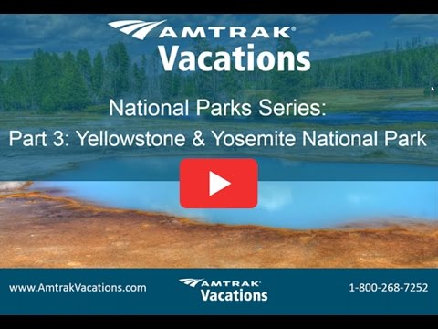 Webinar Recording - Yellowstone & Yosemite (3.15.17)